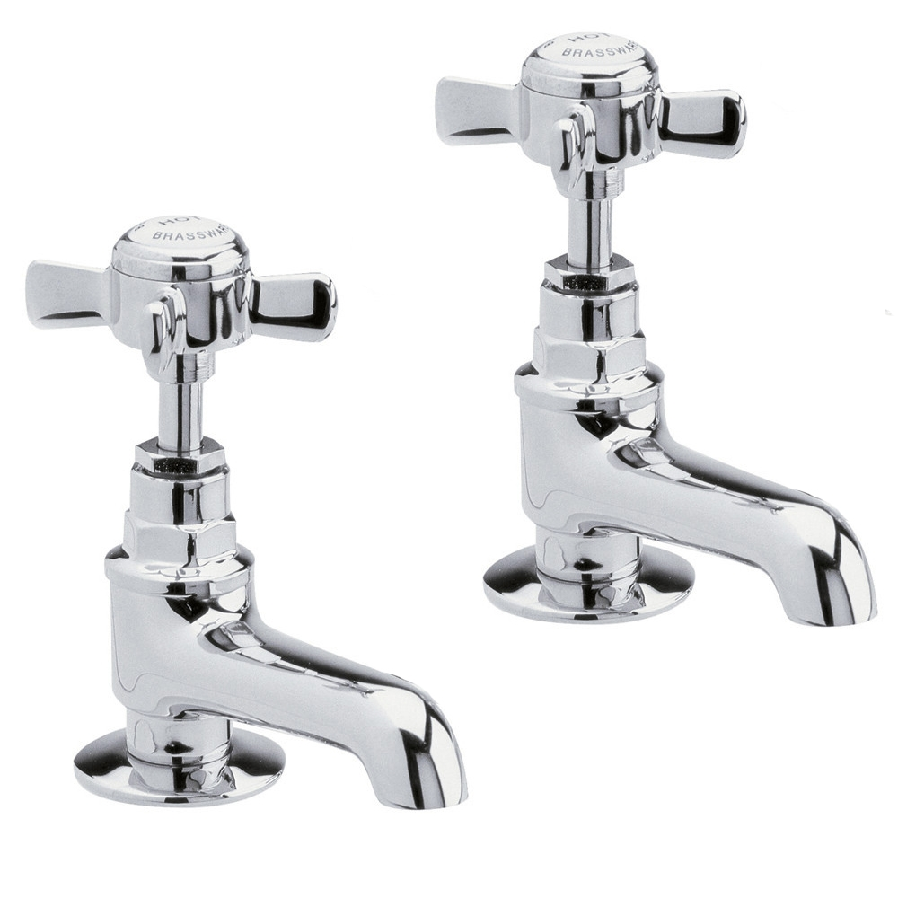 Beaumont Traditional Basin Taps
