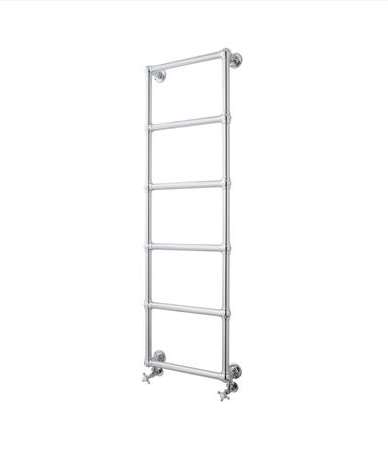Countess Wall Mounted Heated Towel Rail