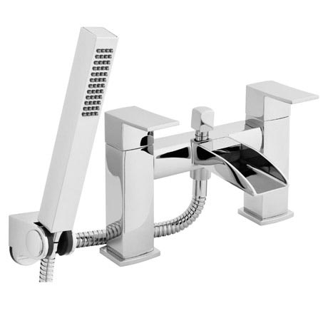 Moat Open Spout Bath Shower Mixer