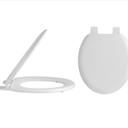 Traditional Toilet Seat Plastic Hinges