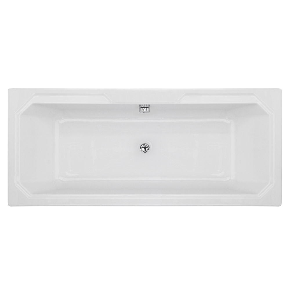 Ascott Traditional Double Ended Bath