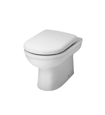 Comfort Height Back To Wall Pan