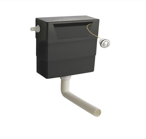 Universal Access Dual Flush Concealed WC Cistern