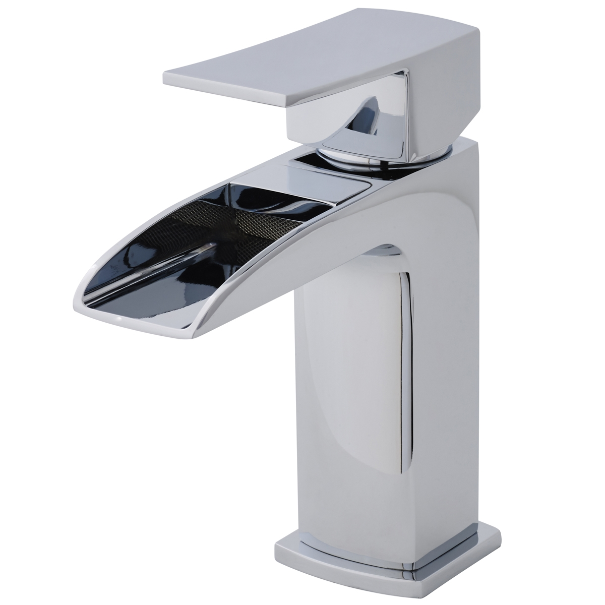 Moat Open Spout Mono Basin Mixer