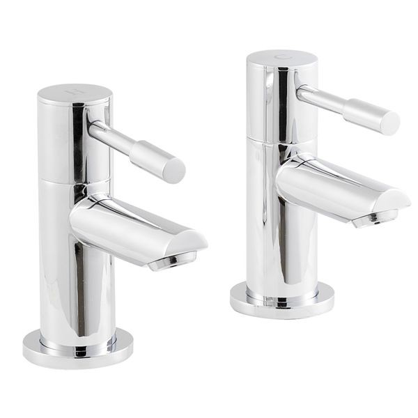 Series Two Lever Basin Taps