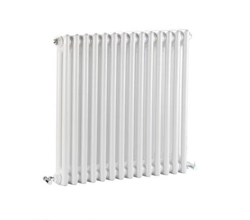 Colosseum Double Column Radiator H600 x W650mm