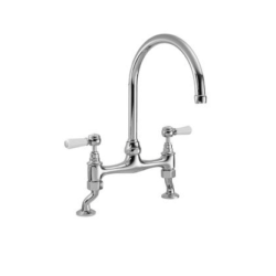 Traditional Bridge Sink Mixer