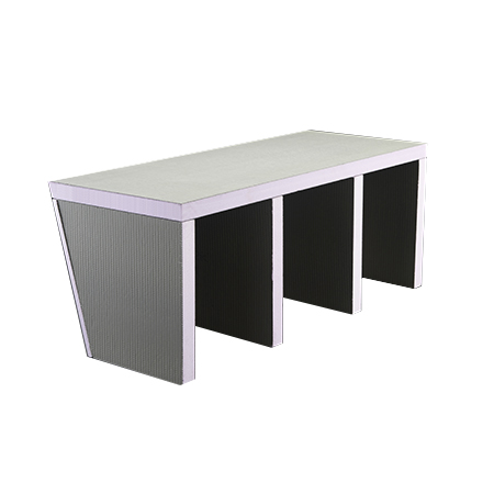 Square Edge Bench Kit