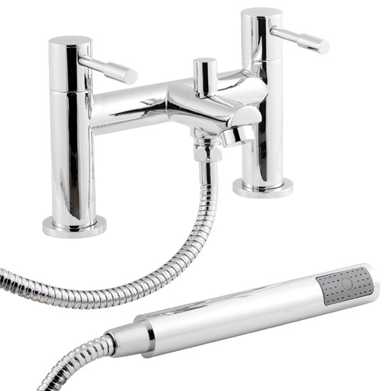 Series Two Lever Bath Shower Mixer