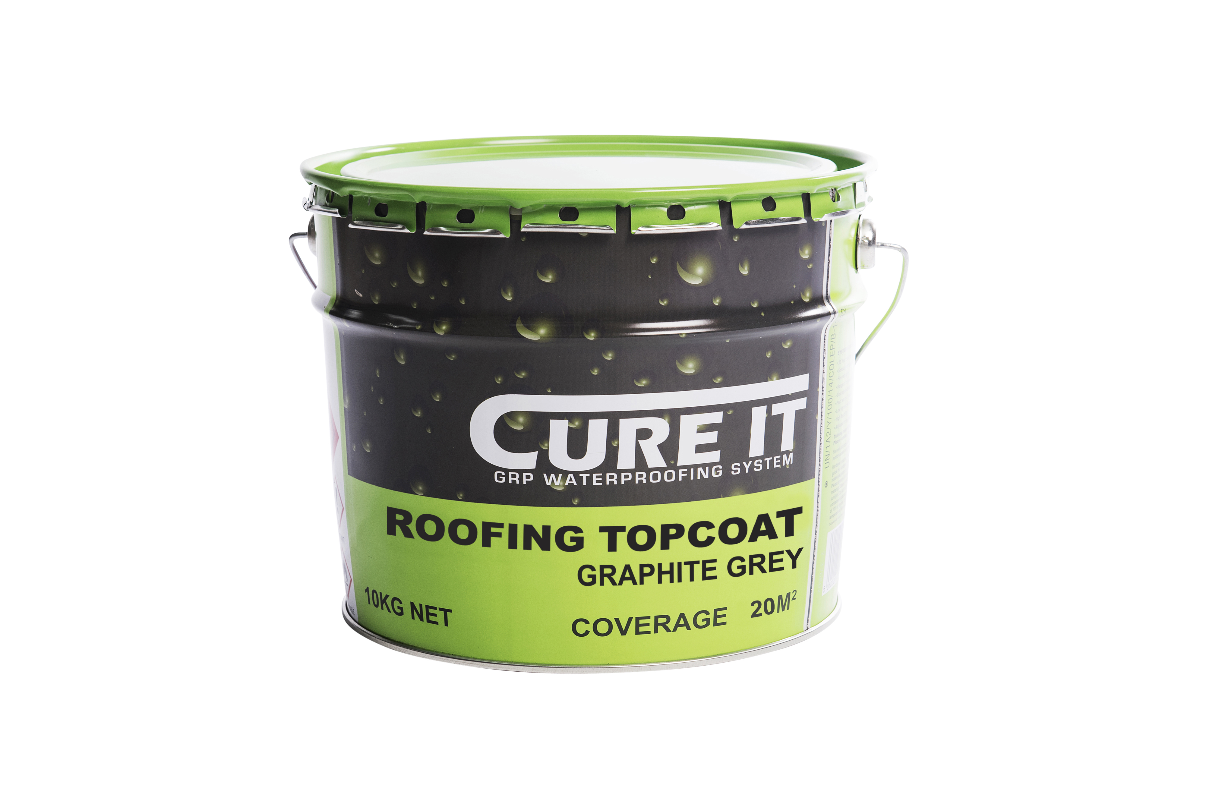 Cure-It Topcoat (Clear) 10Kg