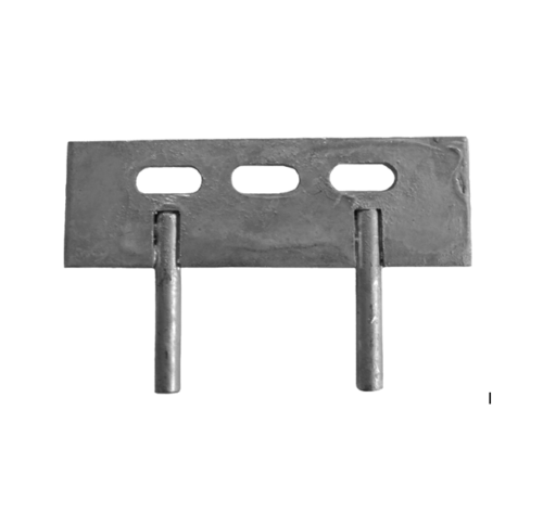 Gravel Board Cleats (2 Pins) 150mm