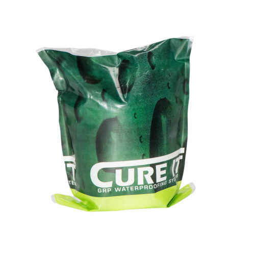 Cure It Glass Bandage 100mm (Approx 65m)