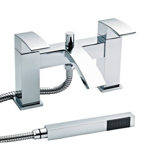 Vibe Waterfall Bath Shower Mixer